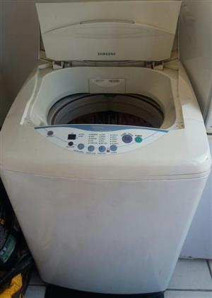 Samsung 13kg toploader washing machine