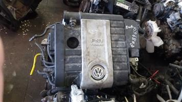 VW Golf 5 / Jetta 5 2.0 FSi Engine  # BWA