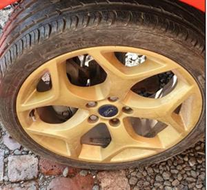 2010 Ford Focus ST Rims and Tyres for Sale