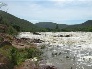 50ha bushveld game farm for sale