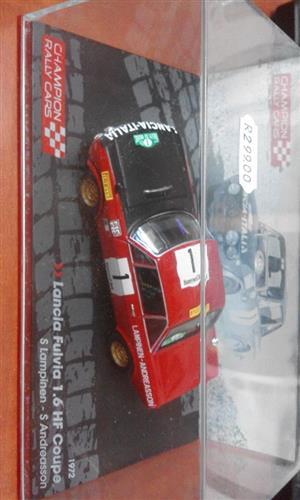 Lancia fulvia racing car for sale