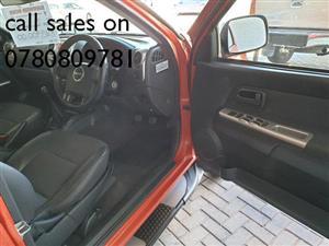 2008 Isuzu KB double cab KB 300 D TEQ LX 4X4 P/U D/C