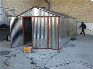 Steel huts for sale we manufacture all types of huts with different sizes -quality zozo fof affordable prices
