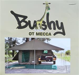 BUSHY CAMPING TRAILER