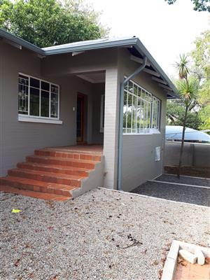 House to let in Parkhurst