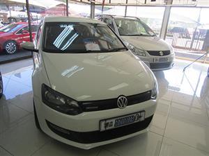 2013 VW Polo 1.6 Comfortline auto