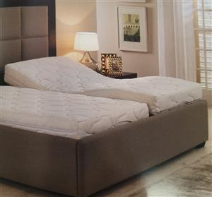 Adjustable 3/4 bed