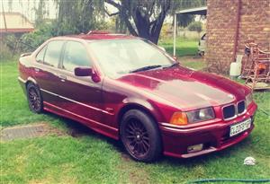 1996 BMW 3 Series sedan 330i A/T (G20)