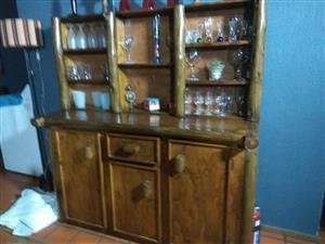 6 Seater dining room set & buffet
