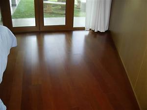 Wooden Flooring - Pre Finished