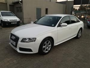 2010 Audi A4 1.8T Attraction multitronic