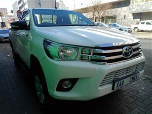 2016 Toyota Hilux single cab HILUX 2.8 GD 6 RAIDER 4X4 P/U S/C