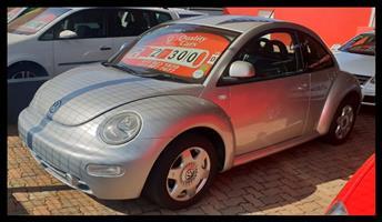 2002 VW Beetle 2.0 Highline