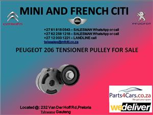 Peugeot 206 tensioner pulley for sale