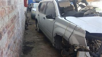 2008 Nissan Xtrail Stripping For Spares For More Info Contact Ebrahim On 0833779718