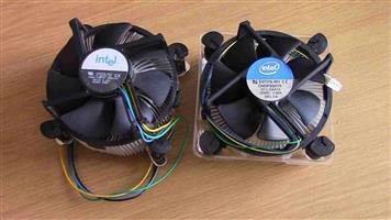 Intel C25704-002 Socket Lga775 CPU Heatsink Fan
