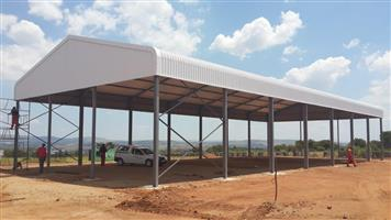 EMM Steel Structure Erections @ Very Affordable Market Pricing
