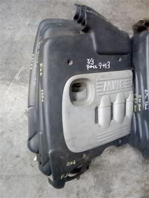 BMW E46 ENGINE COVERS