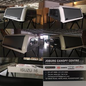 Isuzu RT85 DC Canopy ** NEW AND NEVER FITTED **