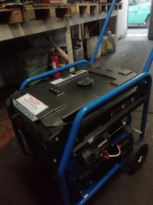 6kVa Petrol Generator