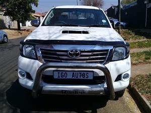 2012 Toyota Hilux 3.0D 4D Xtra cab 4x4 Raider Legend 45