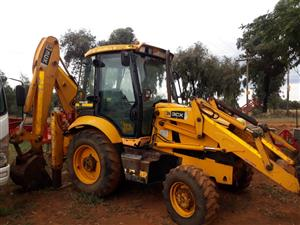 JCB - 3CX - 4X4 BACHOE FOR SALE - TLB