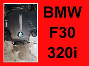 BMW F30 2013 320i engine for sale.