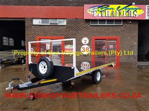 4 Meter Flatbed Trailer for sale