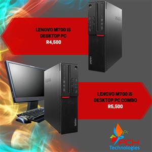Lenovo ThinkCentre M700 SPECIAL!!