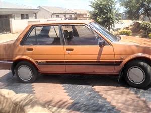 1981 Toyota Corolla 1.6 Sprinter