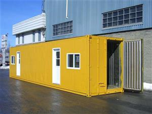 Shipping Containers Platforms Homes Shops Storages Solar