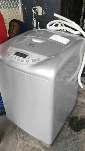 Defy 13kg toploader washing machin
