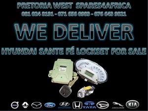 Hyundai Santa FÉ Lock sets for sale