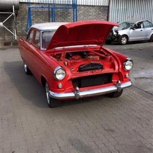 Ford consul 1959 model