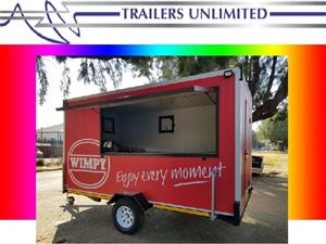 TRAILERS UNLIMITED THE BEST MOBILE KITCHENS IN AFRICA. WIMPY.