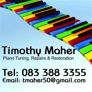 Piano tuning, repairs & restoration