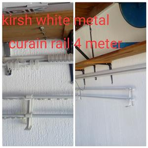 Kirsch curtail rails used good as new