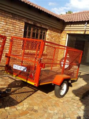 2 & 3 METER TRAILERS FOR SALE FROM R12500