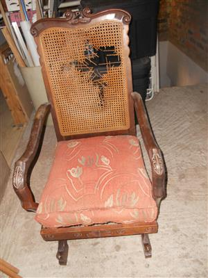 Retro chairs for restoration x2
