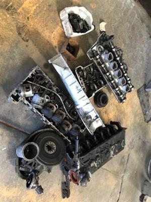 Mercedes-Benz m110 (280/280e) Engine parts