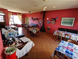 Amazing Sea View Restaurant!