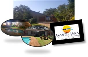 AVAILABLE SOUTH COAST: Come and relax in Amanzimtoti just 5 minutes from the main beach with all other amenities just around the corner.