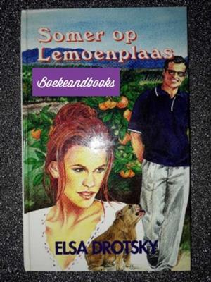 Somer Op Lemoenplaas - Elsa Drotsky.