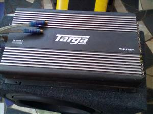 Targa amplifier and sub for sale at R1400 neg