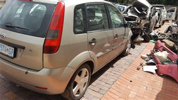 FORD FIESTA 2005 STRIPING FOR SPARES