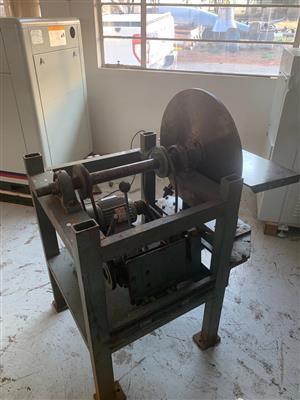 Disc Sander 710 mm 350 mm
