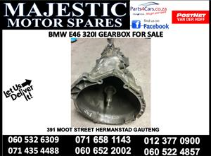 Bmw e46 gearbox for sale