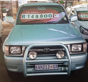2002 Toyota Hilux 2.7 SRX