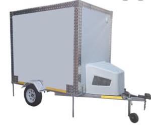 Large Mobile Fridge/Freezer For Hire