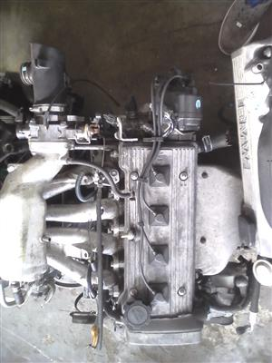 Toyota Corrolla 1.6i engine (4AFE) engine for sale